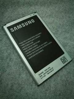 Orig Samsung Note 3 Battery