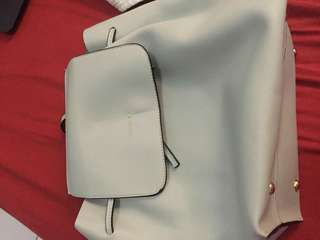Bnew Authentic Charles and Keith Backpack