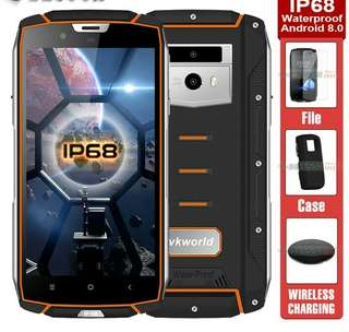 Pre Order VK7000 Android Phone (Water Proof)