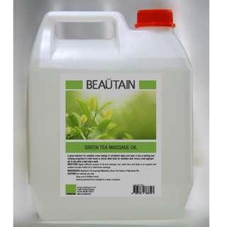 5L Green Tea Massage Oil