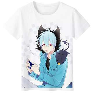 Servamp Short Sleeve & Long Sleeve T-shirts