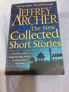 The New Collected Short Stories by Jeffrey Archer