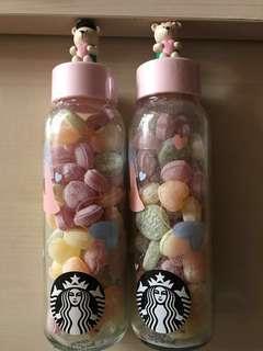 Starbuck糖果瓶