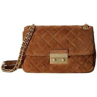 Michael kors sloan in dark camel