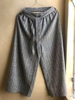 grey cullotes