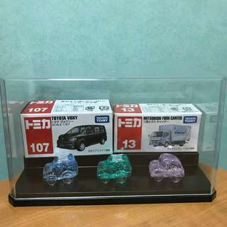 Tomica cars ポケットトミカ