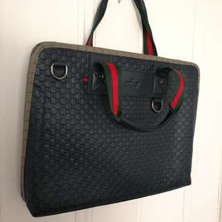 Gucci briefcase