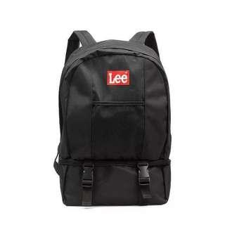 [全新] 日版 Lee 日本 雜誌袋 書包 背囊 背包 旅行袋 鞋袋 多功能袋