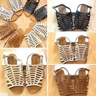 Marikina sandals footwear