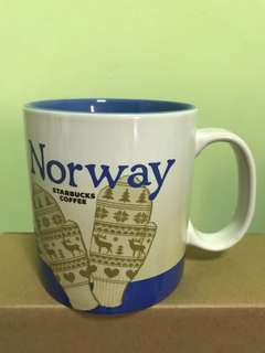 Starbucks Mug Norway