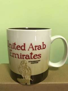 Starbucks Mug UAE