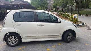 Myvi SE 1.5 for Rent RM140/DAY