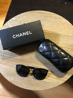 Chanel Butterfly Glasses