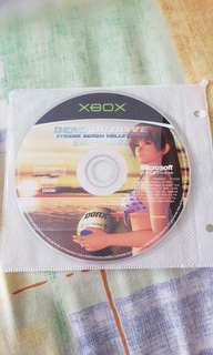 Dead or alive xbox game