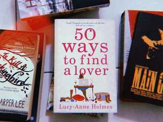 50 Ways To Find A Lover (Lucy-Anne Holmes)
