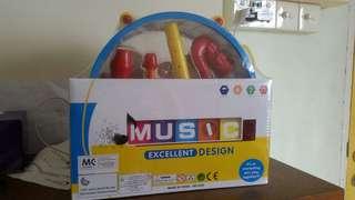 Drum Set - Musis