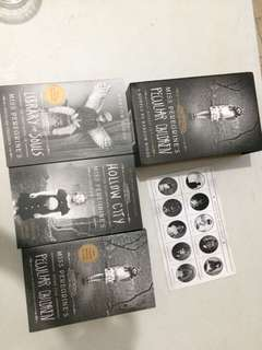 Miss Peregrine's Peculiar Children Set by Ransom Riggs