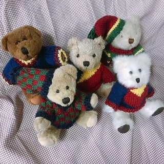 🚚 Teddy bear泰迪小熊娃娃🐻