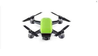 DJI Drone Spark (Lime Green)