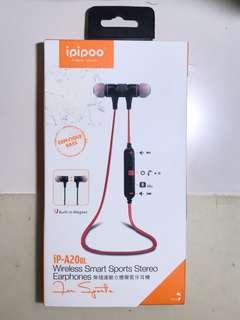 iPipoo Sports Bluetooth Earphones