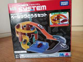 Tomica Basic Road Set