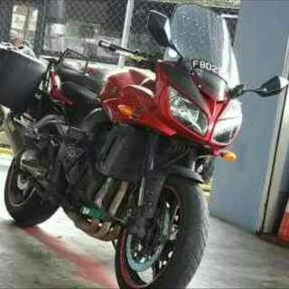 Selling Yamaha FZ1S