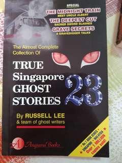True Singapore Ghost Stories 23