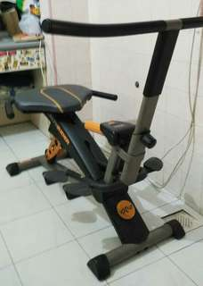 Health Rider for Total Body Fitness