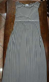MAXI DRESS Stripes