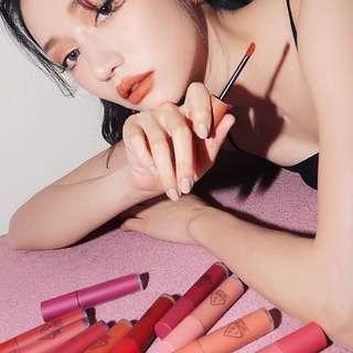 3CE soft lip lacquer [preorder]