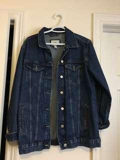 Darkwash Denim Jacket