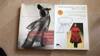 Book for fashion design