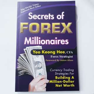 Secret of forec millionaires