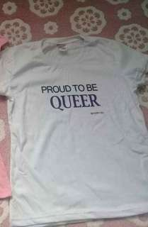 Queer shirts