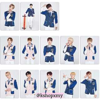 Seventeen x Elite Glossy Photocards