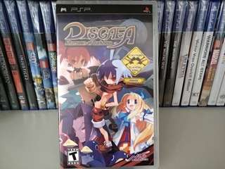 PSP - Disgaea: Afternoon Of Darkness