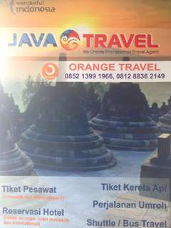 Tiket Online Travel Agent and Unit of Apartment