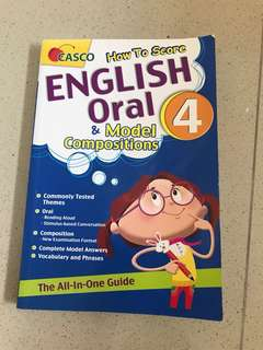 P4 English Oral & Model Compositions