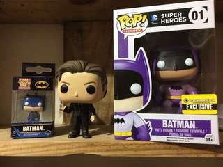 Funko Set Batman Pops