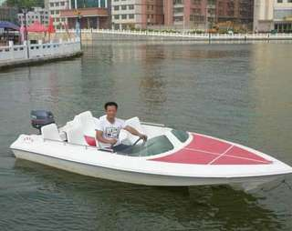 Wanted small speed boat