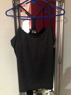 Cotton on body size large gym singlet