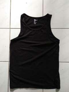 Kaos Kutang H&M (Strech, Size S, Hitam, Original 100%)