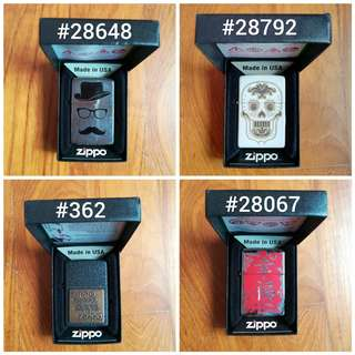 Original Zippo Lighters