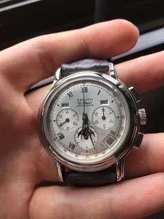 [Sold] Zenith Chronomaster El Primero Moonphase