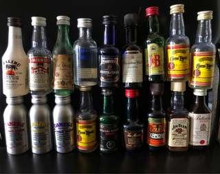 多年收藏-vodka 酒辦18支