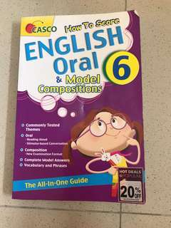 P6 English Oral & Model Compositions