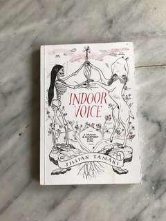 Jillan Temaki illustrated sketch book indoor voice