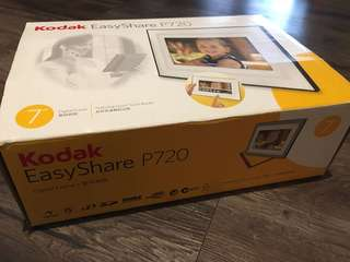 New Kodak Easy Share P720 Digital Frame for sale