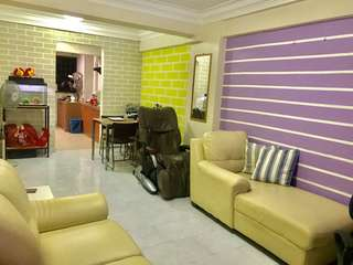 3 Room Flat for SALE, CENTRAL LOCATION!