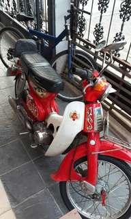 Honda 70 Mesin Grand Astrea Stnk Only